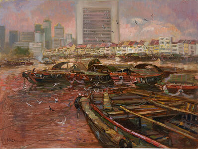 Koeh Sia Yong, 'Singapore River'