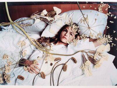 Stephen Gill, 'Flower Bed, New York Flower Series 02', 2009