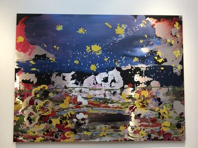 Petra Cortright, 'bound for love', 2013