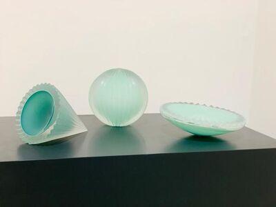 Alina Kunitsyna, 'Zeit Raum Wille', 2017-2019