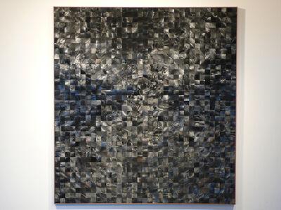DAVID NYZIO, 'Mirror Target #1', 2014
