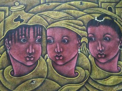Anonymous, 'Les 3 Soeurs', 2012