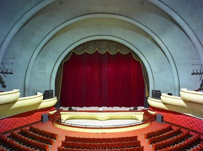 David Burdeny, 'Teatro America, Havana, Cuba', 2014