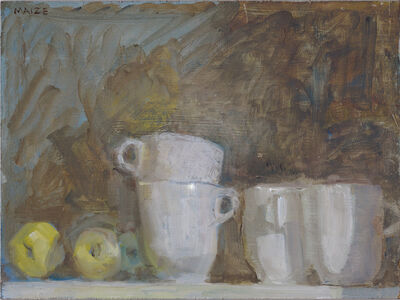 Catherine Maize, 'Stacked Cups', 2015