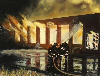 Robert Preston, 'Fire', 2000