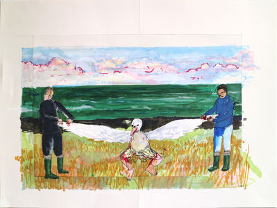 Eduardo Berliner, 'Albatroz [Albatross]', 2017