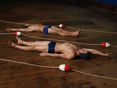 Luke Smalley, 'Laps', 2007