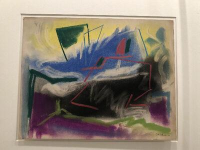 Joseph Meierhans, 'untitled (ST3)', 1946
