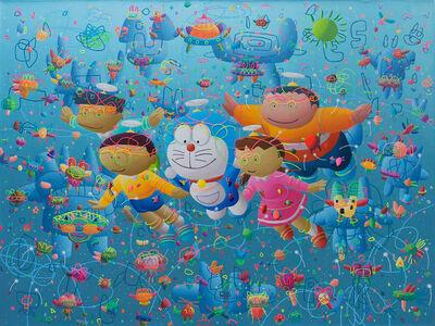Ronald Apriyan, 'Doraemon', 2019
