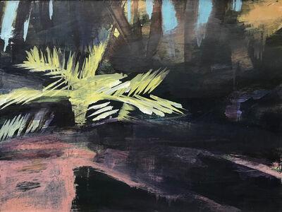 Pippa Blake, 'Garden Study III, Pasadena'
