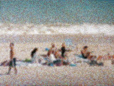 William Betts, 'Miami Beach January 2013', 2013