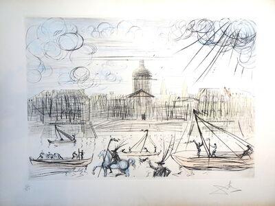 Salvador Dalí, 'L'Académie de Paris', Not dated
