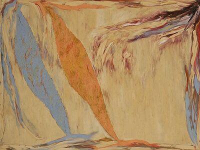 Stanley Boxer, 'Snowfleeceshards', 1974