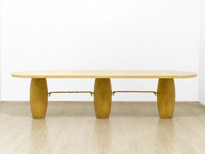 """Elizabeth Garouste and Mattia Bonetti, '""""Barbara"""" table', 1988"""
