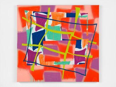 Trudy Benson, 'Liquid Grid', 2020