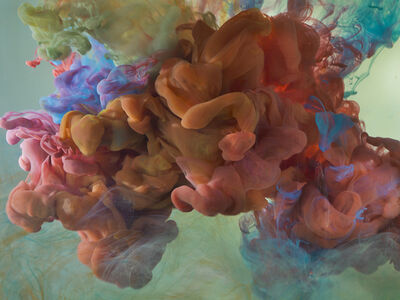 Kim Keever, 'Abstract 12722', 2014