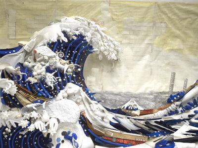 Bernard Pras, 'La grand vague', 2008