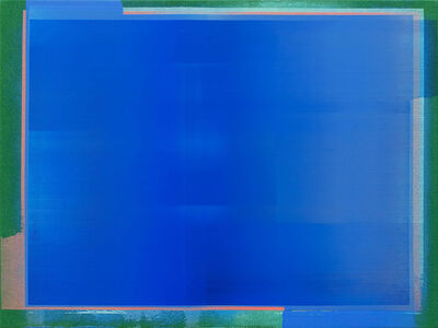 Jonathan Forrest, 'Blue in Green', 2019