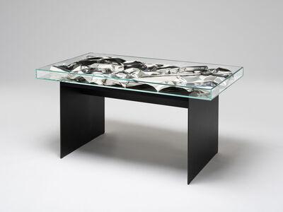 Fredrikson Stallard, 'Desk 'Crush Silver'', 2016