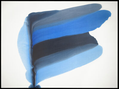 Paul Jenkins, 'Phenomena Blue Yonder', 1973