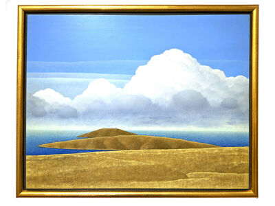 Brent Wong, 'Massing Clouds Islands', 1989
