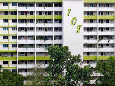 Peter Steinhauer, 'Block #108, Singapore - 2013', 2013