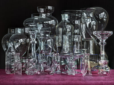 Abelardo Morell, 'Glassware Still Life #2', 2019