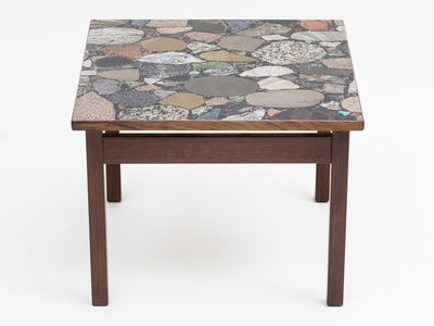 "Erling Viksjø, '""Conglo"" Table', ca. 1960"