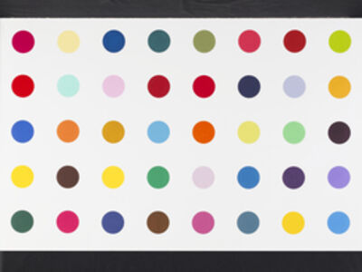 Damien Hirst, 'Methyl Phenylsulfoxide', 2010