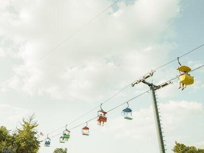 Pamela Littky, 'Sky Ride', 2015