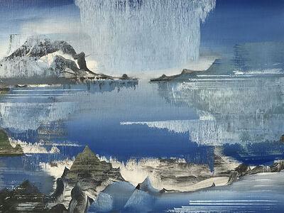 Elliott Green, 'Resting Precipitation', 2017
