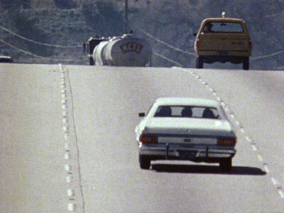 David Lamelas, 'The Desert People', 1974