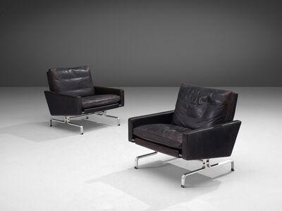 Poul Kjærholm, 'Set of Lounge Chairs Model 'PK31-1'', 1958