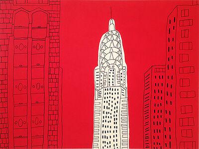 Marz Junior, 'Chrysler Building', 2019