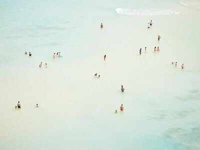 Josef Hoflehner, 'Waikiki, Honolulu, Hawaii', 2013
