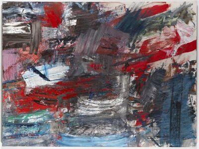 Louise Fishman, 'RAFT OF THE MEDUSA', 2011