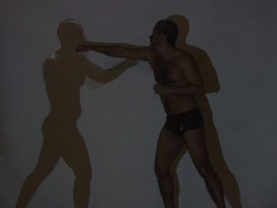 Jhafis Quintero, 'Knock Out', 2011