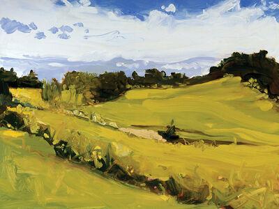 Susan Headley Van Campen, 'June 18, Oyster River Farm'
