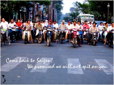 Dinh Q. Lê, 'Come Back to Saigon ', 2005