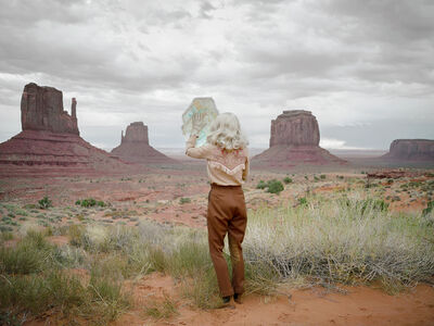 Anja Niemi, 'The Fictional Road Trip', 2018