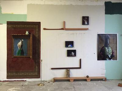 Thorsten Brinkmann, 'La Mur El D'Or', 2014