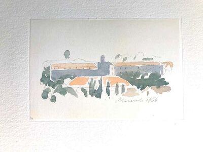 Giorgio Morandi, 'Architectural Facades', 1973