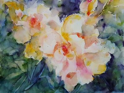 Selina Cheng, 'Yellow Roses', 2018