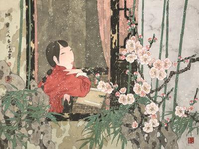 Shi Jing, 'Powdered Snow', 2018