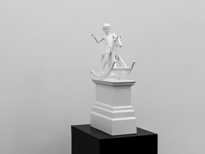 Elmgreen & Dragset, 'Powerless Structures, Fig. 101 (Maquette)', 2015