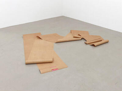 Ane Mette Hol, 'Untitled (Drawing for Floor #11)', 2016