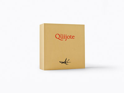 Salvador Dalí, 'Don Quijote', 2003