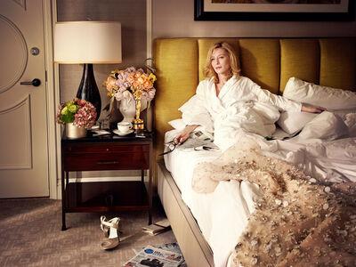 Art Streiber, 'Cate Blanchett', 2014