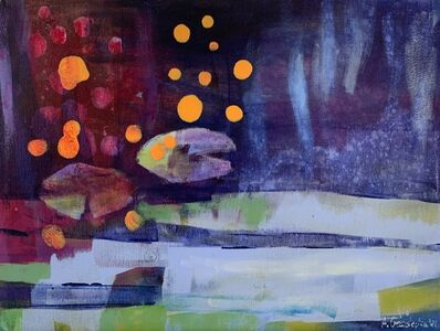 Anna Masiul-Gozdecka, 'Fireflies', 2021