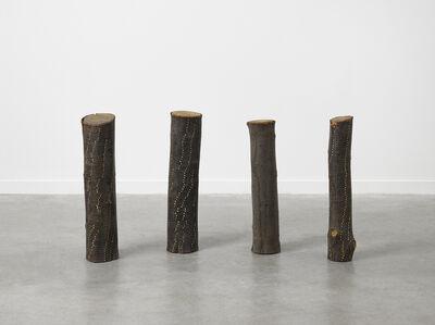Greta Schödl, 'Legni di Carpino [Woods of Carpino]', 1979